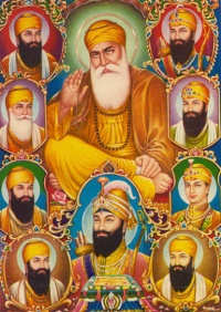 SikhGurus