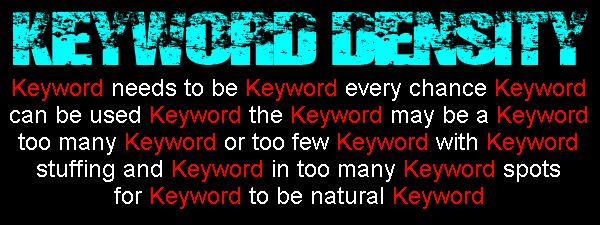 keywordstuffing