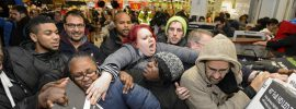 What Is the Definition of a Consumer - Craziness During Black Friday Event